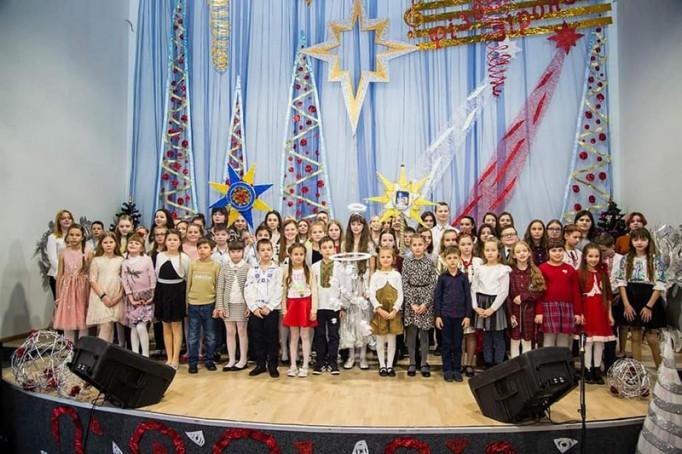 "У Мукачеві стартувала ""Різдвяна зіронька 2020"""