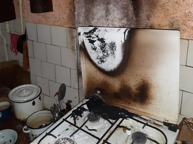 На Свалявщині знайшли обгоріле тіло жінки