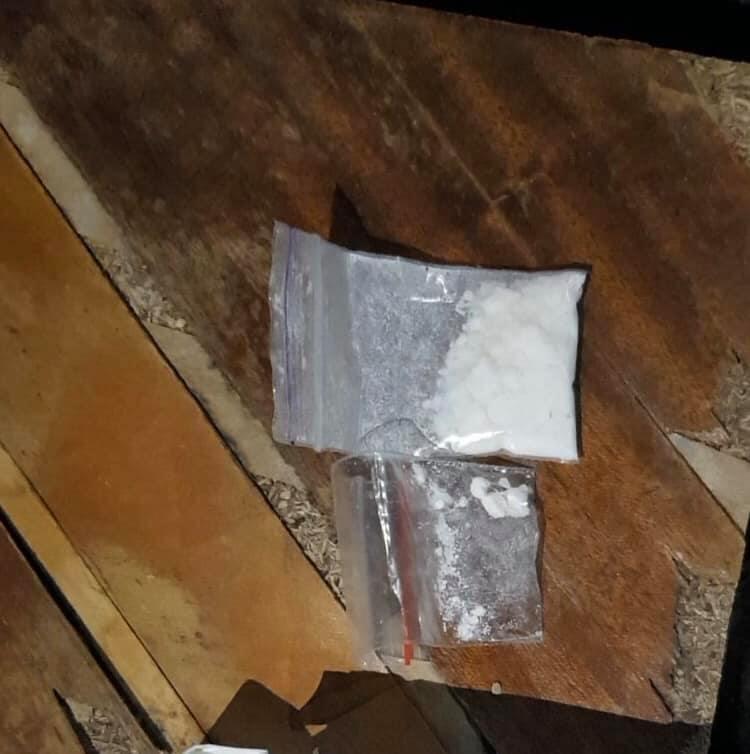 У помешканні рахівчанина поліцейські виявили наркотики