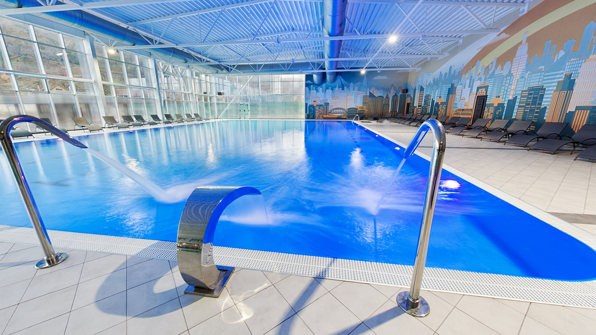 """Аквапарк """"Aqua City"""" (Аква Сіті) Мукачево: ціни 2020, басейни, баня, хамам, соляна кімната"""