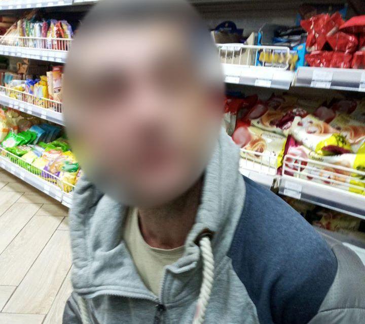 Затримано чоловіка, який розрахувався у магазині фальшивою п'ятсоткою