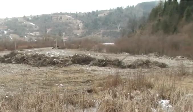 Земельний конфлікт на Міжгірщині: жителі села обурені
