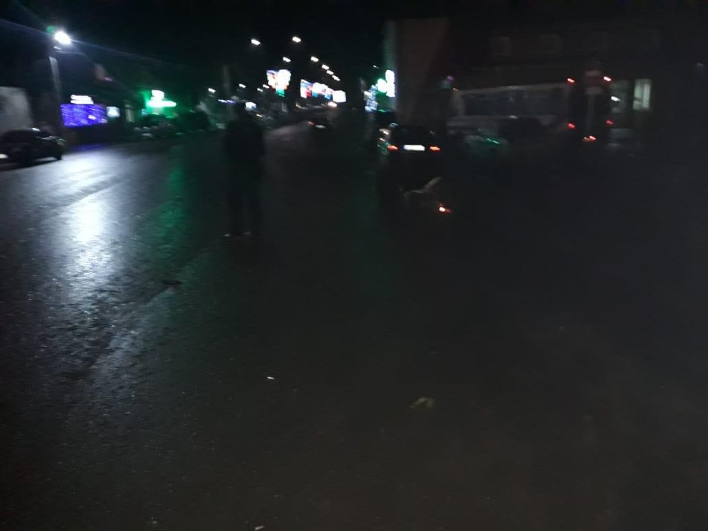 Поліція розшукала водія, який скоїв ДТП і зник з місця події