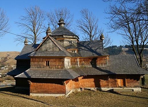 В області реалізовують новий проект, пов'язаний із дерев'яними церквами