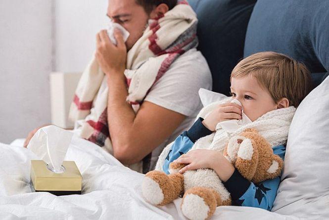 У Мукачеві суттєво зросла кількість хворих на ГРВІ