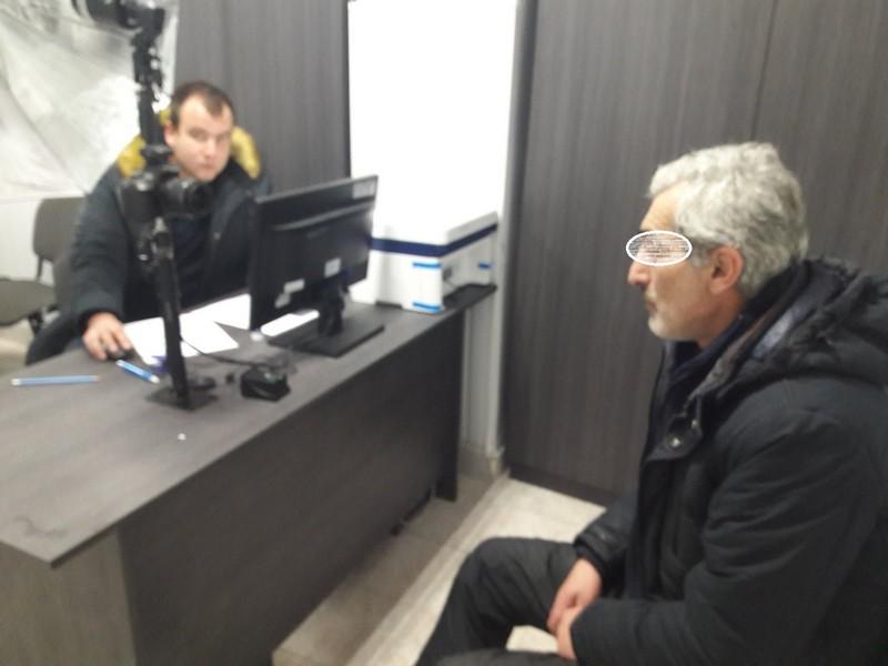 Грузину, якого виявили в Ужгороді, заборонили в'їжджати в Україну