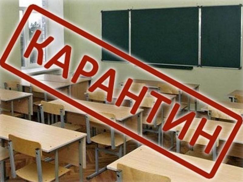 У школах і дитсадках Мукачівської ОТГ із понеділка карантин