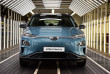 Hyundai Motor відкриває виробництво електрокросоверу Kona Electric в Європі