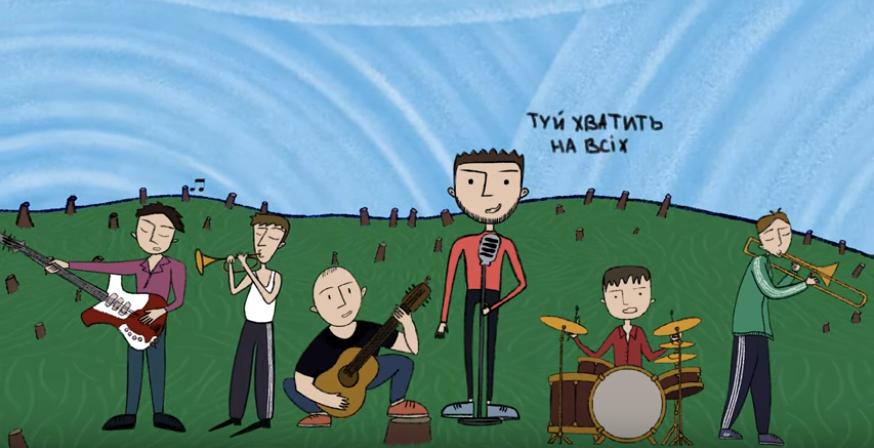 Закарпатець записав дебютну пісню про проблеми Закарпаття