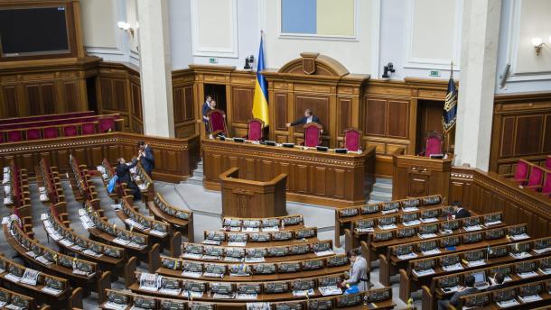 Рада попередньо схвалила зменшення кількості депутатів