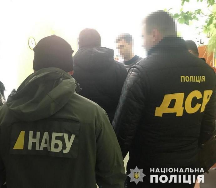 """Голова районного суду """"погорів"""" на хабарі"""