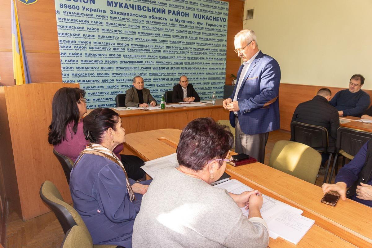 У школах та ДНЗ Мукачівського району оголосили карантин
