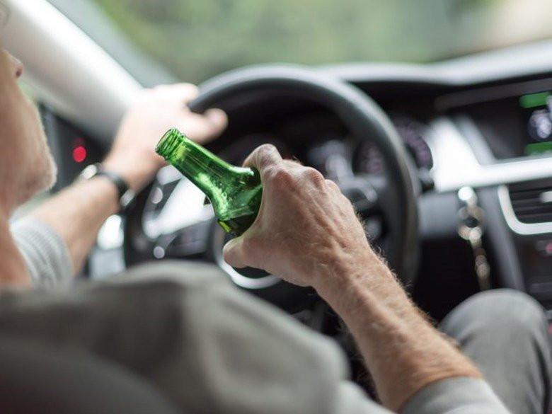 Поблизу Ужгорода зупинили дуже п'яного водія