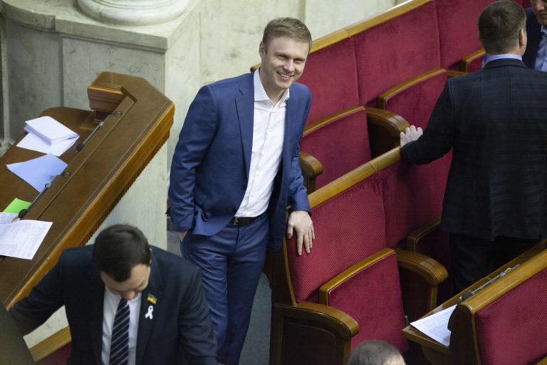 Валерія Лунченка визнано найвпливовішим політиком Закарпаття