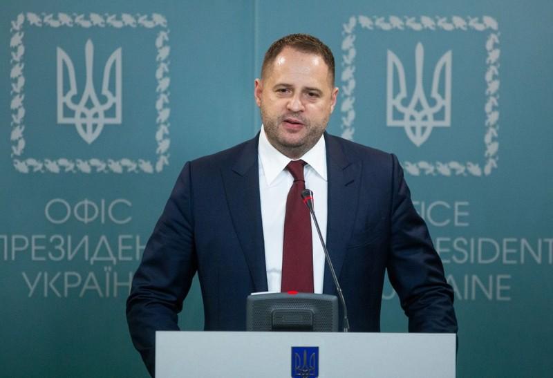 Зустріч із Путіним і кінець війни: перші гучні заяви нового глави Офісу Президента України Андрія Єрмака