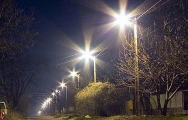 У Мукачеві встановили лед-освітлення на 279 вулицях