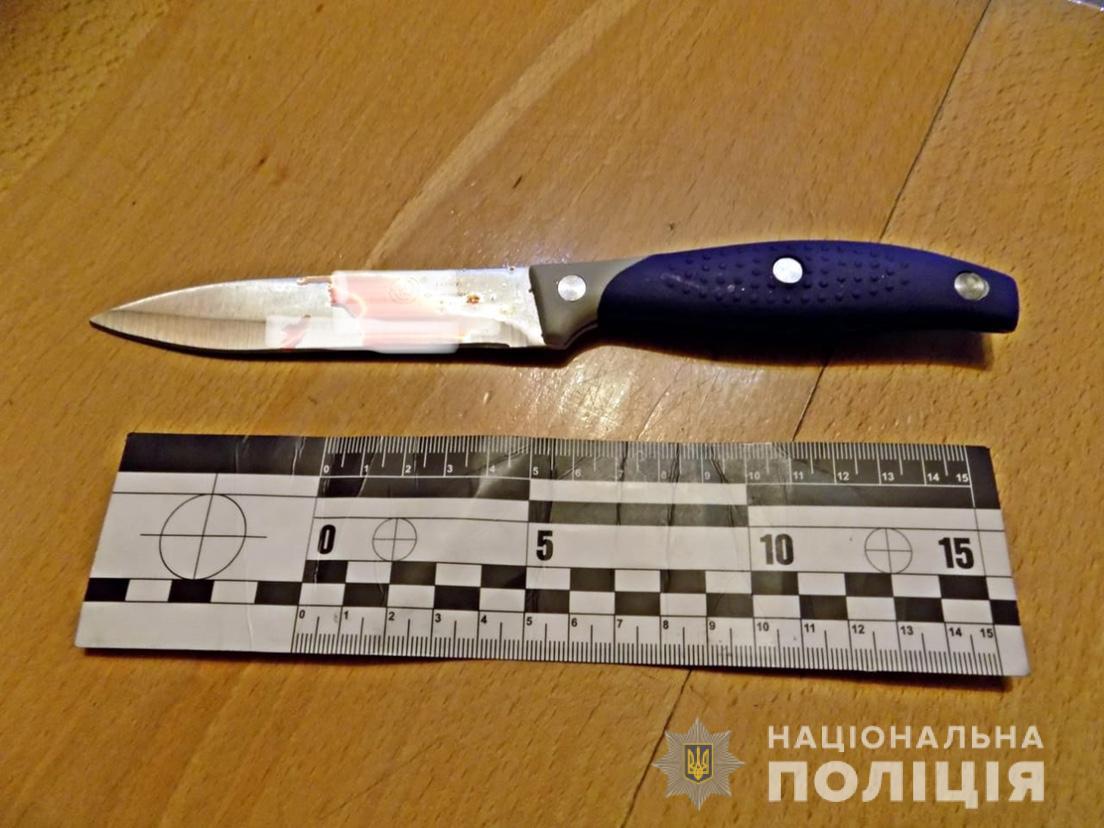 Молодого хлопця вдарили ножем у живіт