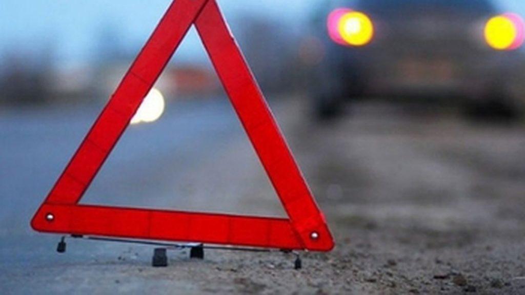 На Мукачівщині автомобіль потрапив у аварію