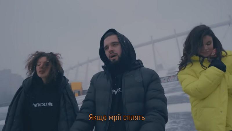 Закарпатець Сергій Роман, який вразив тренерів Голосу країни 2020, знявся у кліпі Монатіка