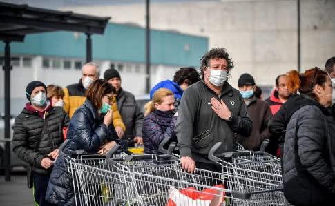 Коронавірус в Італії: чи є серед заражених закарпатські заробітчани