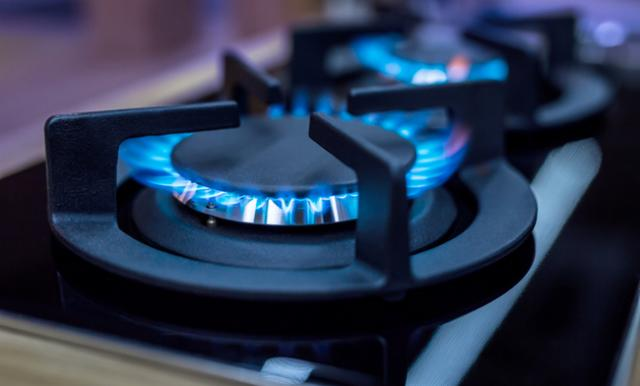 Ціна на газ знизилася