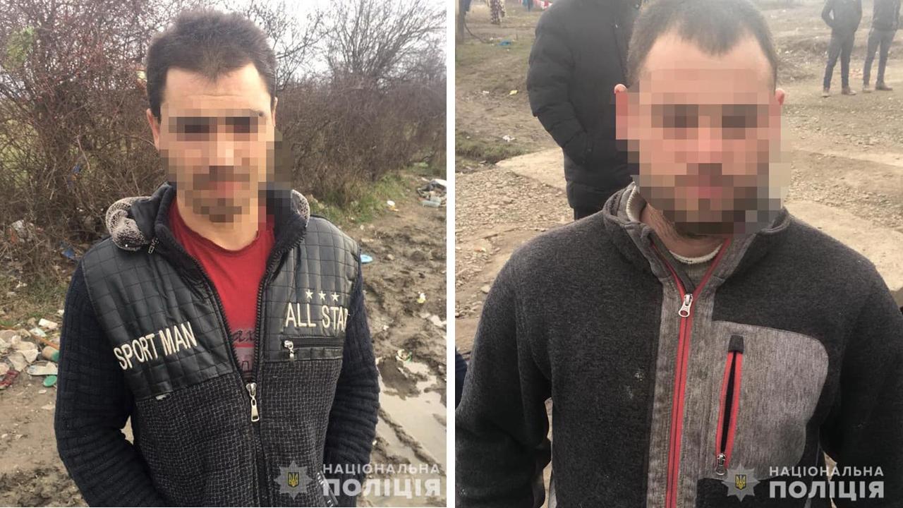 Чоловіків, які напали на підприємство в Ужгородському районі, взято під варту