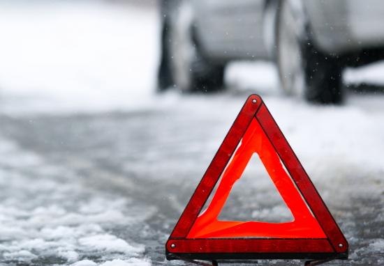 На Ужгородщині сьогодні трапилась аварія
