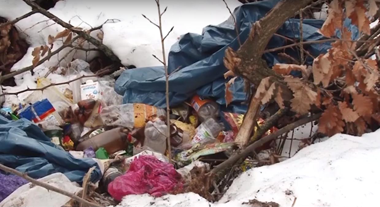 Люди змушені зберігати відходи вдома: що відбувається на Виноградівщині