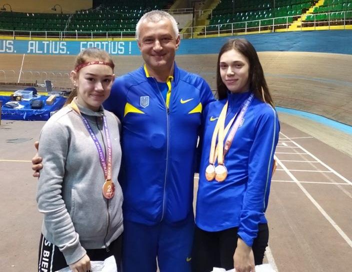 Мукачівські спортсмени стали призерами Всеукраїнського турніру з легкої атлетики