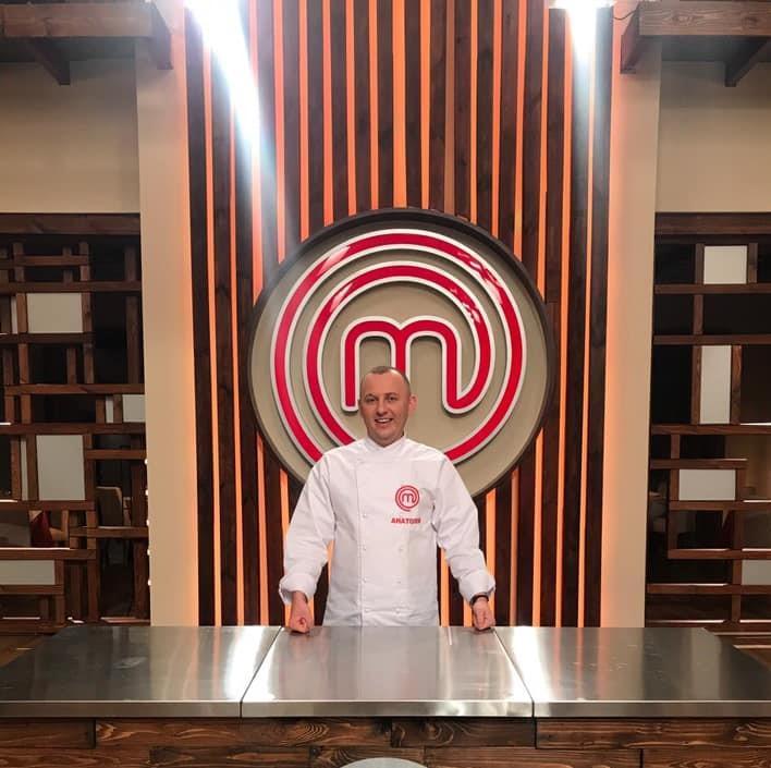 """Закарпатець  пройшов до головної 20-ки кулінарного шоу """"Мастер Шеф. Професіонали"""""""