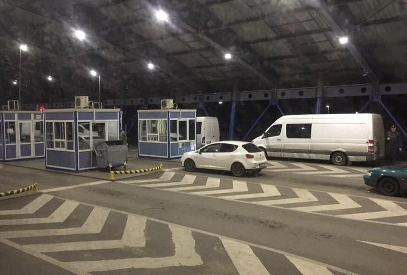 Через коронавірус в Україні можуть закрити частину КПП на кордонах