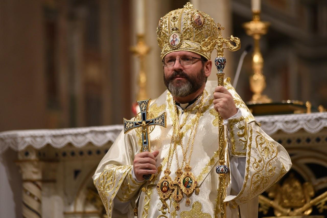 Як поводитися в церкві на час карантину: роз'яснення Блаженнішого Святослава
