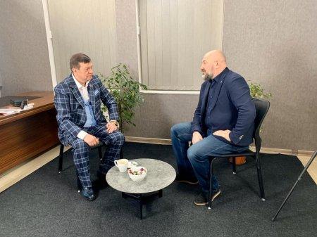 """""""Погляд Фазекоша"""". Розмова з Сергієм Мельничуком"""