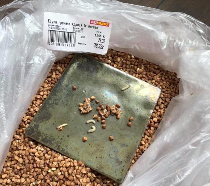 Закарпатка показала, яку гречку придбала в супермаркеті. Побачене обурило людей