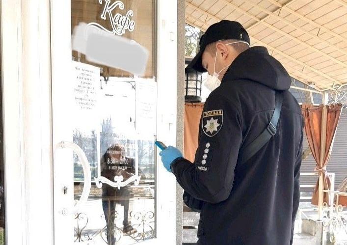 В Ужгороді оштрафують підприємця, який проігнорував умови карантину