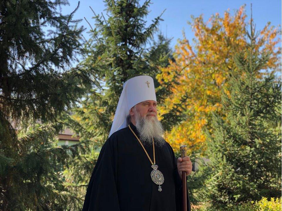 Митрополит Феодор оприлюднив звернення до вірян