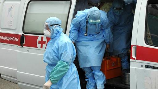 Зранку помер чоловік, в якого днем раніше виявили коронавірус