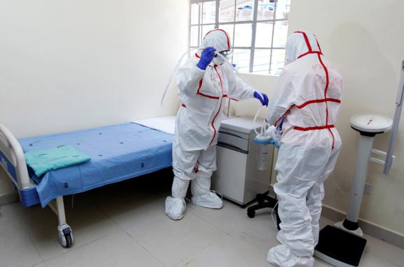 В Україні коронавірус забрав життя 8 людей