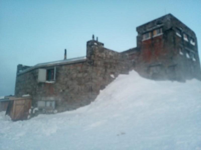У горах температура опустилася до -17°С