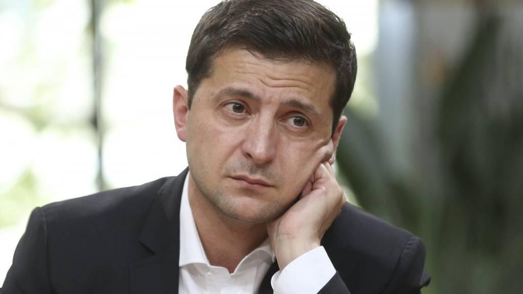Рейтинг президента Зеленського знизився