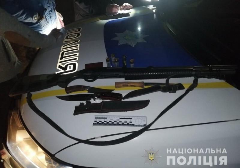Поліція перевіряє причетність трьох чоловіків до браконьєрства