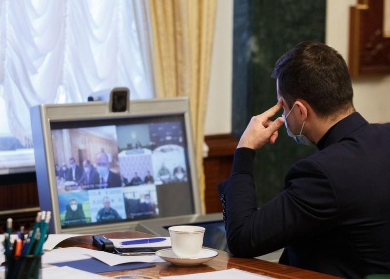 Президент України Володимир Зеленський хоче впровадити захисні заходи під час Великодня 2020