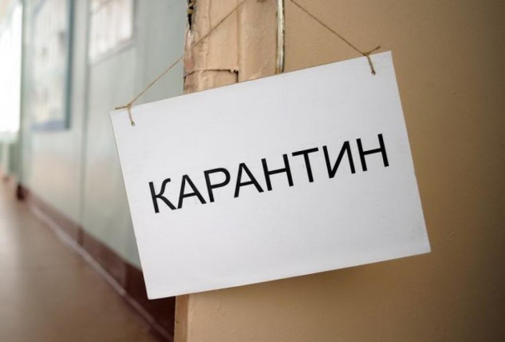 """Карантин в Україні триватиме до середини травня, – лідер партії """"Слуга народу"""""""