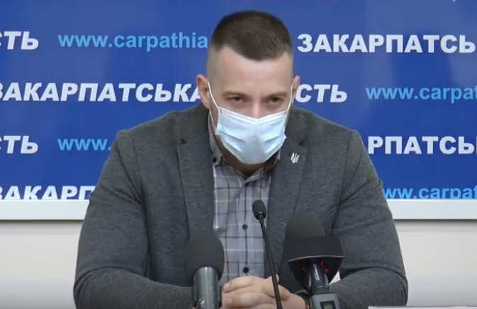 Закарпаття попросило Київ роз'яснити процедуру обов'язкової обсервації