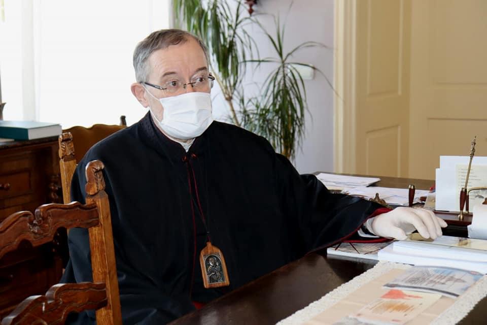 Мілан Шашік озвучив пропозицію освячення пасок для греко-католиків Закарпаття
