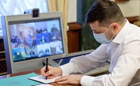 Зеленський пропонує онлайн-курси для лікарів