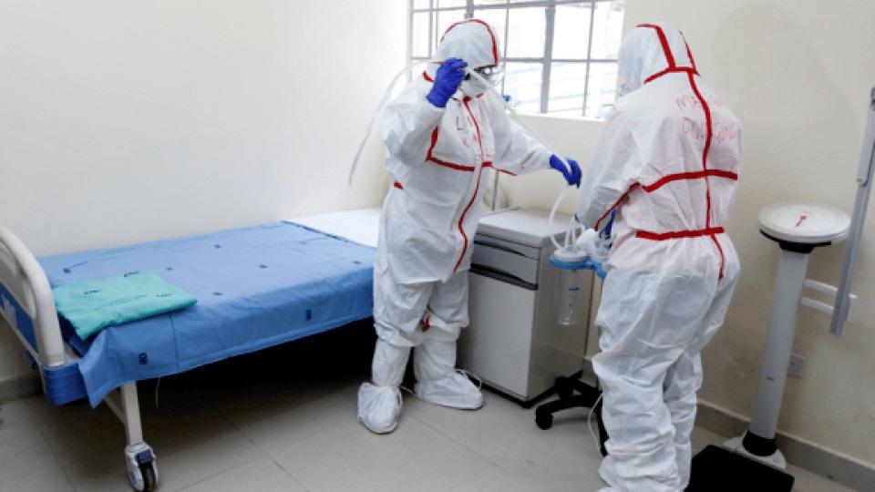 У Берегові поховали жінку, яка була хвора на коронавірус та померла напередодні