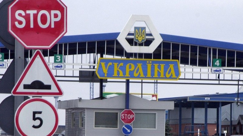 Пасажиропотік на кордоні України вчора відчутно зменшився