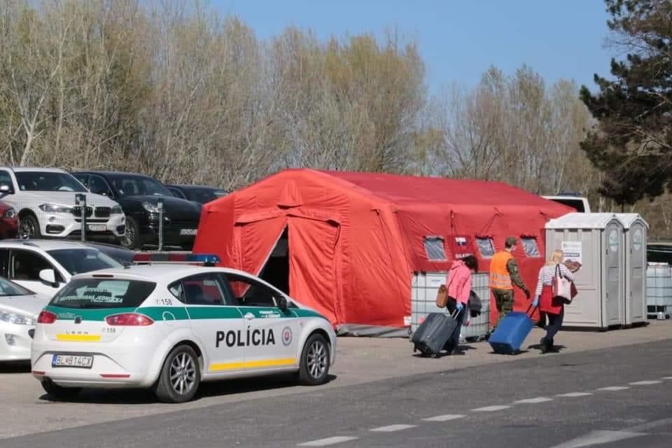 Словаччина ввела нові правила в'їзду на свою територію