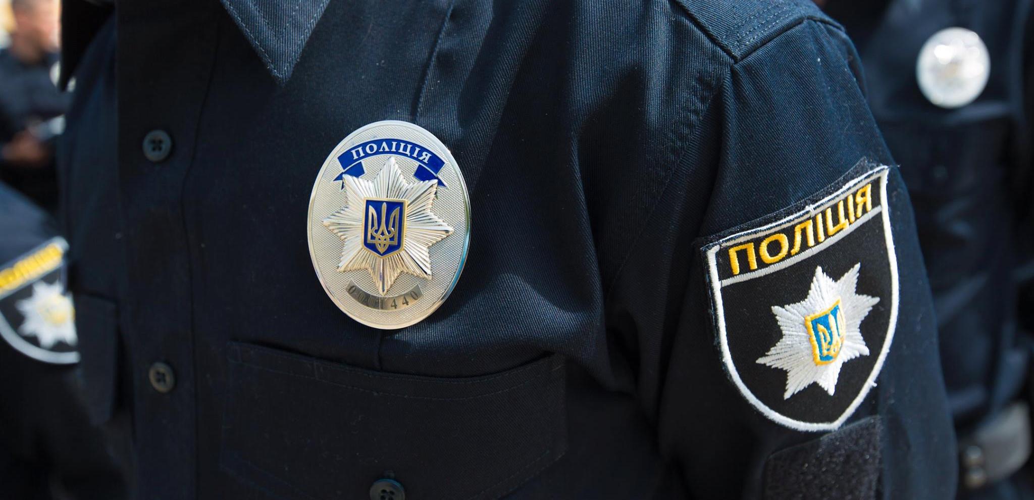 Вандалізм в Ужгороді: поліція розшукує причетних осіб